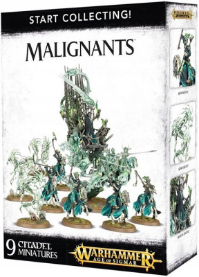 Warhammer Age of Sigmar. Start Collecting! Malignants