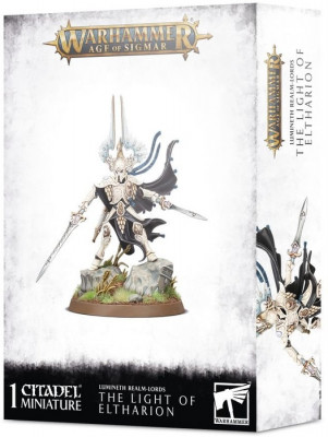 Warhammer Age of Sigmar. Lumineth Realm-Lords: The Light of Eltharion