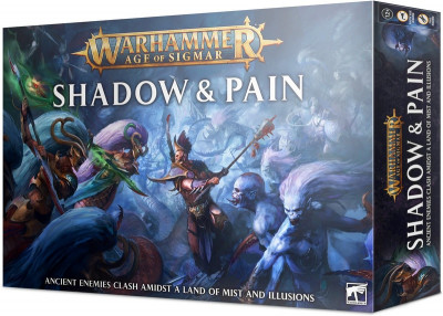 Warhammer Age of Sigmar. Shadow And Pain