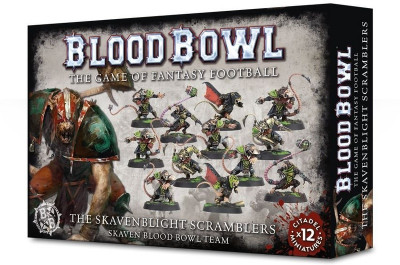 Warhammer. Blood Bowl: The Skavenblight Scramblers