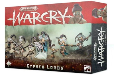 Warhammer. Age of Sigmar Миниатюры: WarCry: Cypher Lords