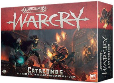 Warhammer: Age of Sigmar. Warcry: Catacombs (локализация)