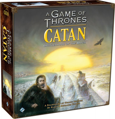 A Game of Thrones. Catan (Игра престолов. Колонизаторы) (на английском языке)