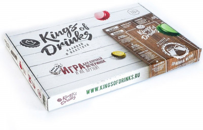 Игра Kings of Drinks
