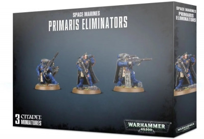 Warhammer 40,000 Миниатюры: Space Marines Primaris Eliminators