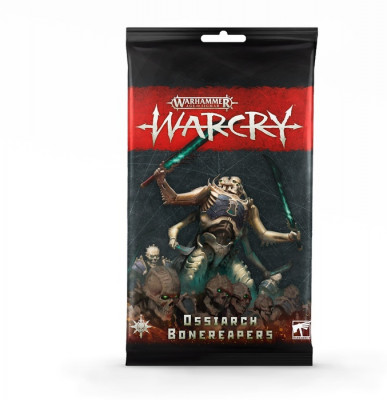 Warhammer. WarCry: Ossiarch Bonereapers Card Pack