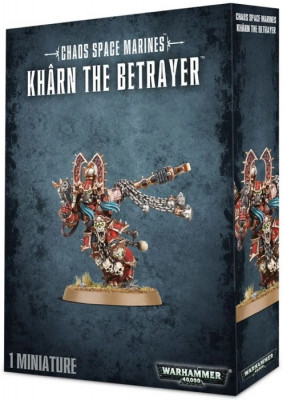 Warhammer 40,000. Kharn the Betrayer