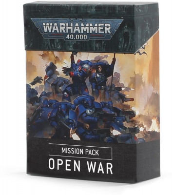 Warhammer 40,000. Mission Pack: Open War